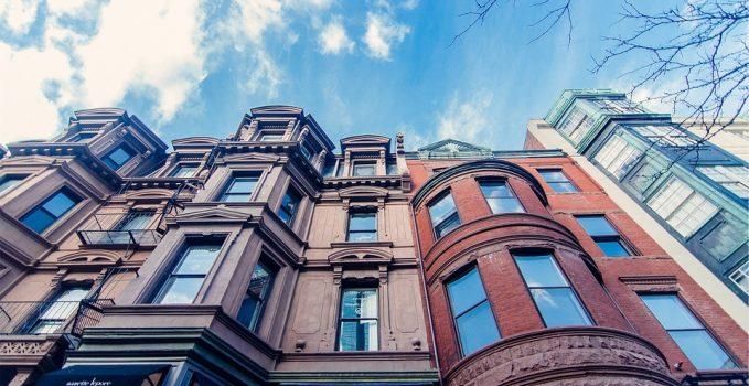 les grandes villes font face à une baisse dans l'immobilier